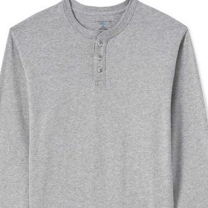 Men's Super-T Long Sleeve Henley Shirt - NWT